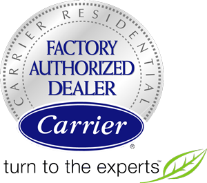 Cyprus Heating and Air is a Carrier Authorized Dealer