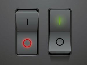 flipped-switch